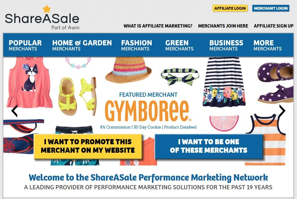 shareasale affiliates program - Outbrain Blog