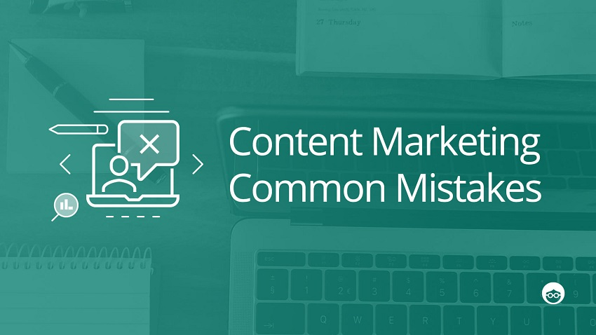 Content Marketing Common Mistakes - Outbrain blog