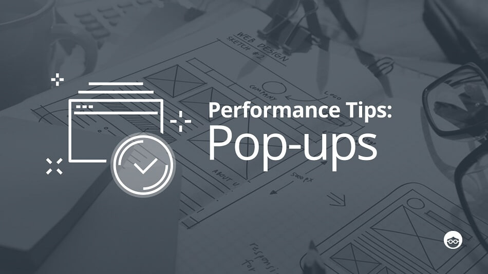 Common Pop Ups Mistakes - Outbrain blog