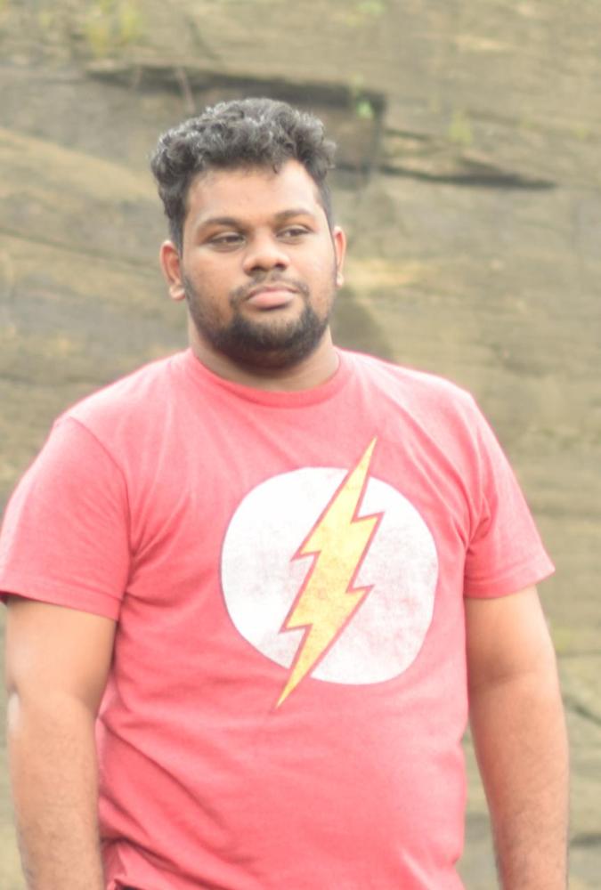 David Nereekshan