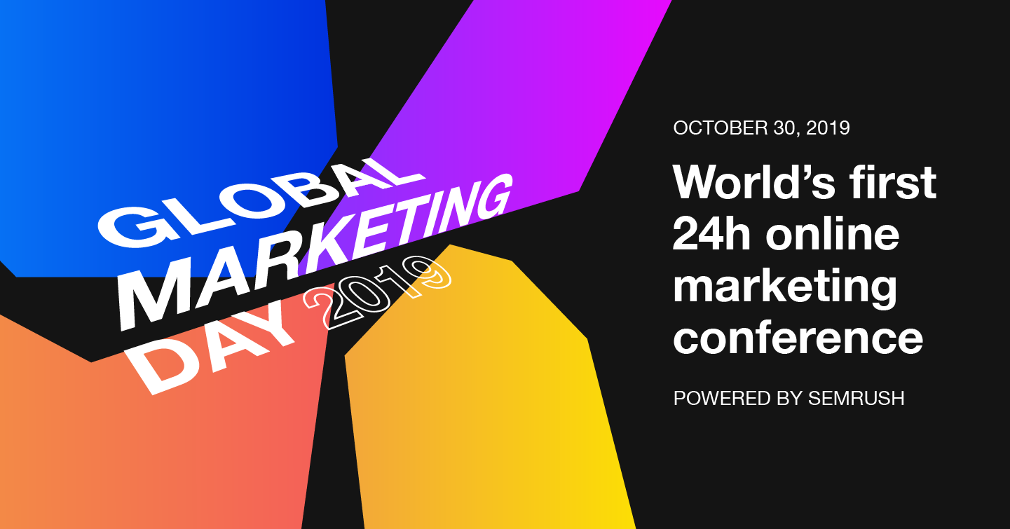 SEMrush Global Marketing Day