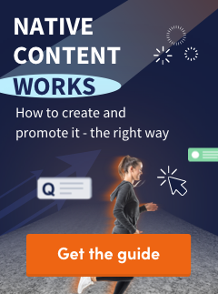 Native Content works. How to create it and promote it the right way