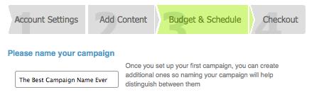 Budget & Dates